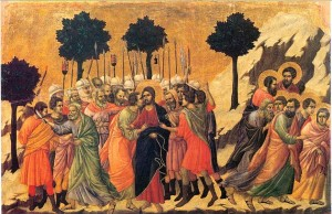 duccio_maesta_kiss_of_judas
