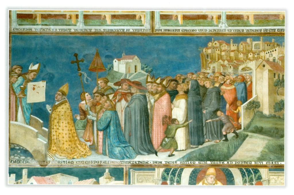 Corpus Christi of Orvieto